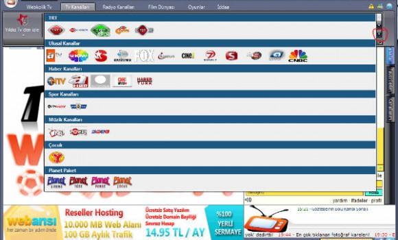 WebKolik Tv Ekran Görüntüleri - 5