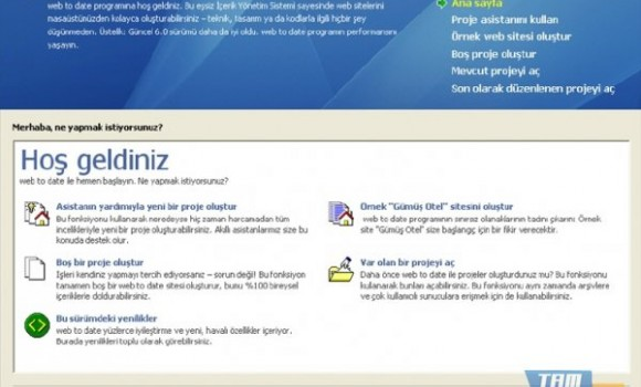 Web to date Türkiye Ekran Görüntüleri - 5