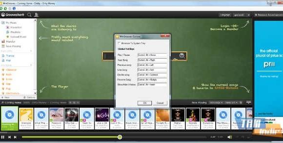 WinGrooves Ekran Görüntüleri - 1