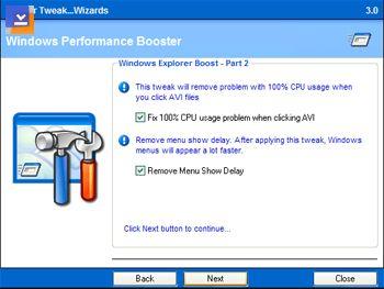 WINner Tweak 3 Pro Ekran Görüntüleri - 2