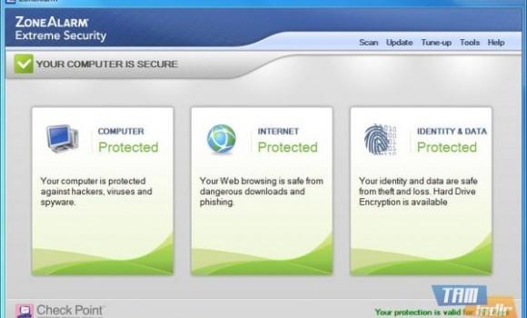 ZoneAlarm Extreme Security Ekran Görüntüleri - 3