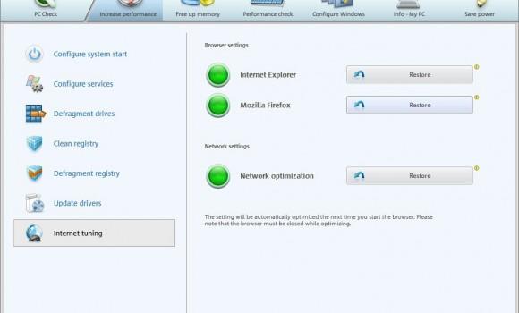 Magix PC Check & Tuning Ekran Görüntüleri - 1