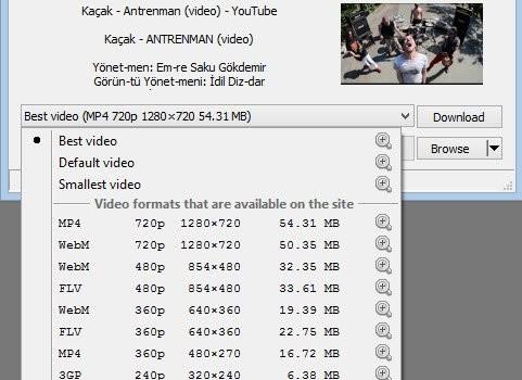 3D Youtube Downloader Ekran Görüntüleri - 3