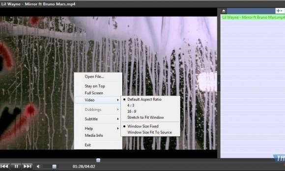 Ace Media Player Ekran Görüntüleri - 1