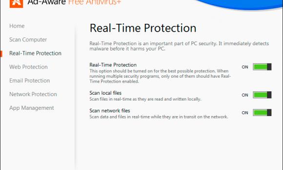 Ad-Aware Free Antivirus+ Ekran Görüntüleri - 3