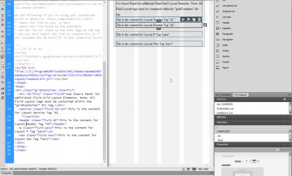 Adobe Dreamweaver CC Ekran Görüntüleri - 2
