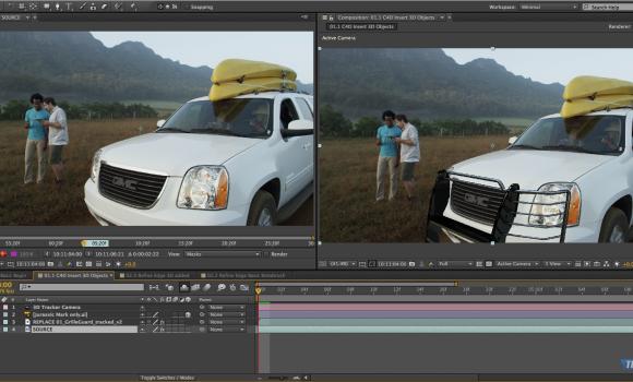 Adobe Premiere Pro Ekran Görüntüleri - 3