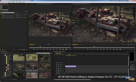 Adobe Premiere Pro Ekran Görüntüleri - 2