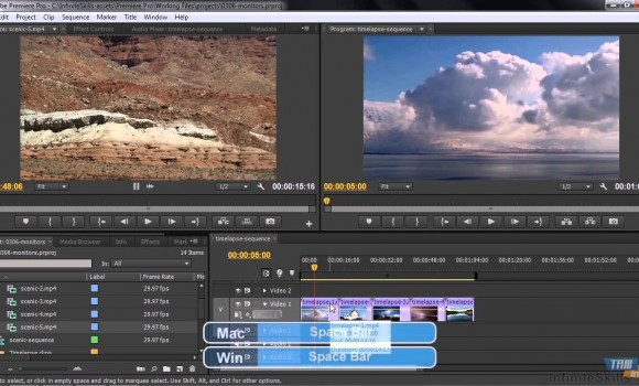 Adobe Premiere Pro Ekran Görüntüleri - 1