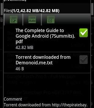 aDownloader Ekran Görüntüleri - 2