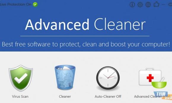 Advanced Cleaner Ekran Görüntüleri - 4