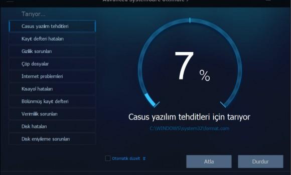 Advanced SystemCare Ultimate Ekran Görüntüleri - 5