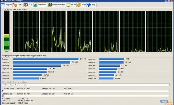 Advanced Task Manager Ekran Görüntüleri - 1