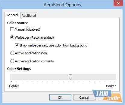 AeroBlend Ekran Görüntüleri - 3