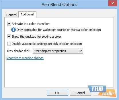 AeroBlend Ekran Görüntüleri - 2