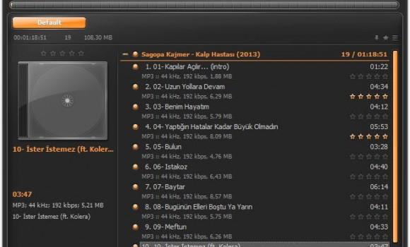 AIMP Ekran Görüntüleri - 1