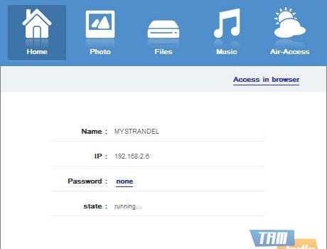 AirPhotoServer Ekran Görüntüleri - 6