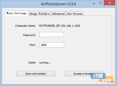 AirPhotoServer+ Ekran Görüntüleri - 5