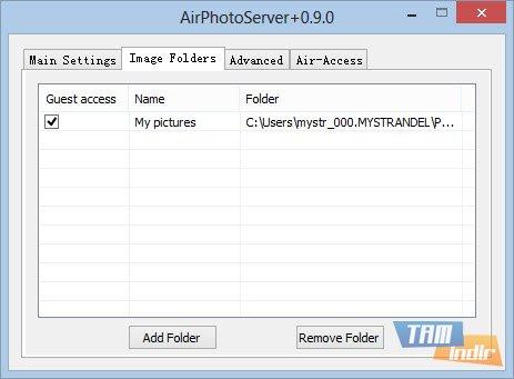 AirPhotoServer+ Ekran Görüntüleri - 4