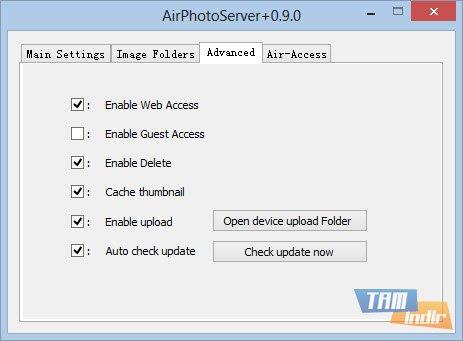 AirPhotoServer+ Ekran Görüntüleri - 3
