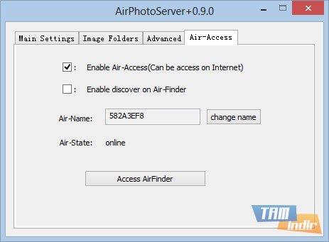 AirPhotoServer+ Ekran Görüntüleri - 2