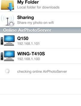 AirPhotoViewer Ekran Görüntüleri - 2