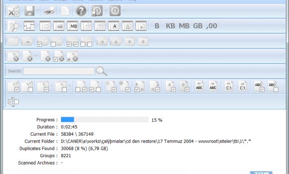 AllDup Ekran Görüntüleri - 2
