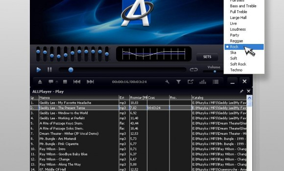 ALLPlayer Ekran Görüntüleri - 1