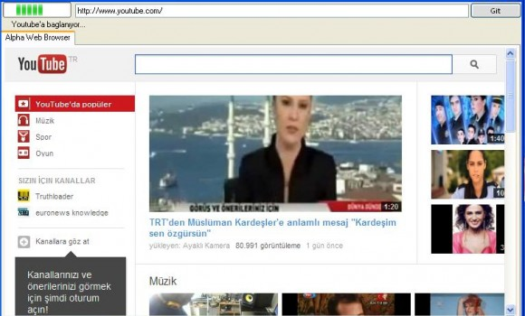 KonuşNet Ekran Görüntüleri - 2