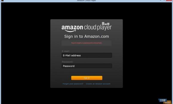 Amazon Cloud Player Ekran Görüntüleri - 1