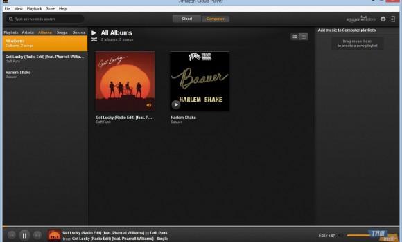 Amazon Cloud Player Ekran Görüntüleri - 5