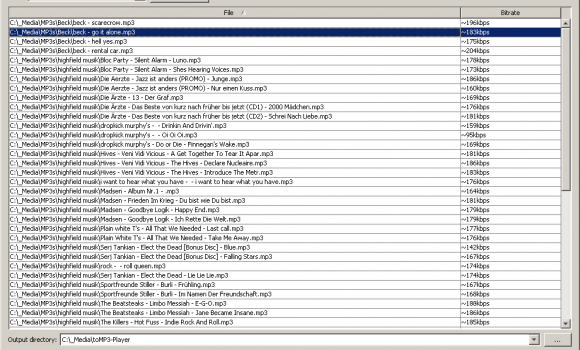 AmoK MP3 ReEncoder Ekran Görüntüleri - 1