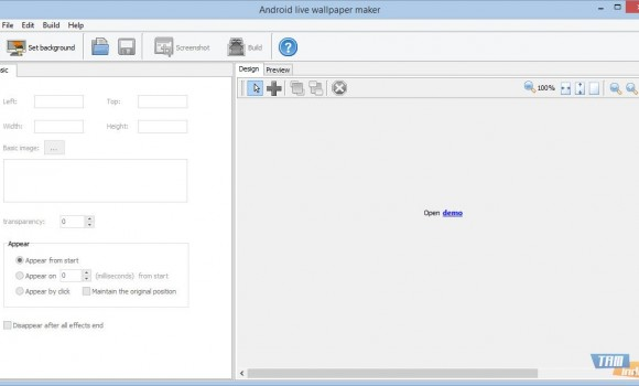 Android Live Wallpaper Maker Ekran Görüntüleri - 4