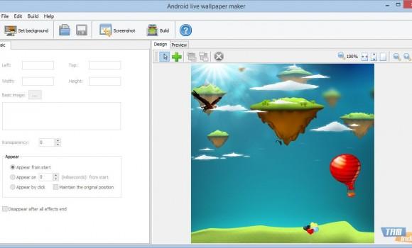 Android Live Wallpaper Maker Ekran Görüntüleri - 3