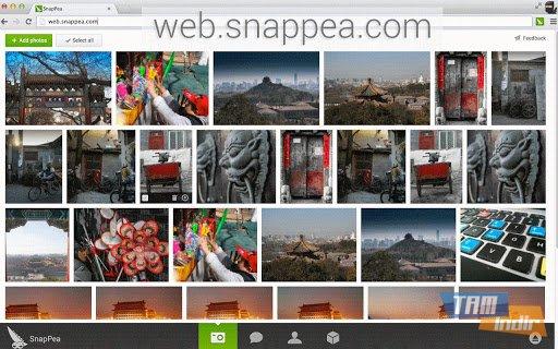 SnapPea Ekran Görüntüleri - 3
