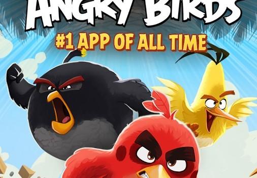 Angry Birds Ekran Görüntüleri - 5