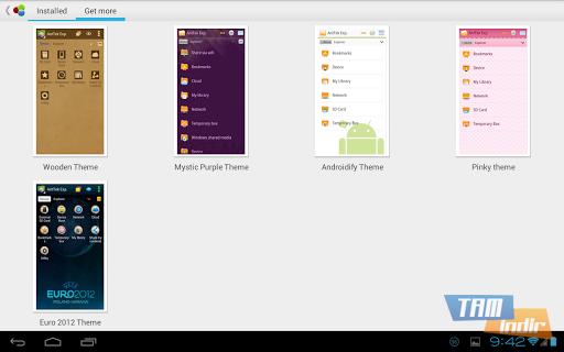 AntTek Explorer (File Manager) Ekran Görüntüleri - 6