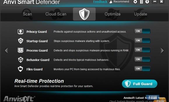 Anvi Smart Defender Ekran Görüntüleri - 2