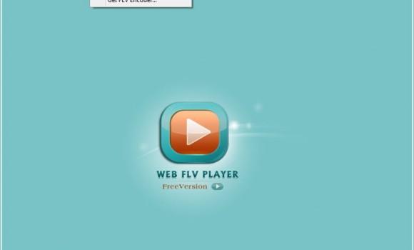Anvsoft Web FLV Player Ekran Görüntüleri - 1