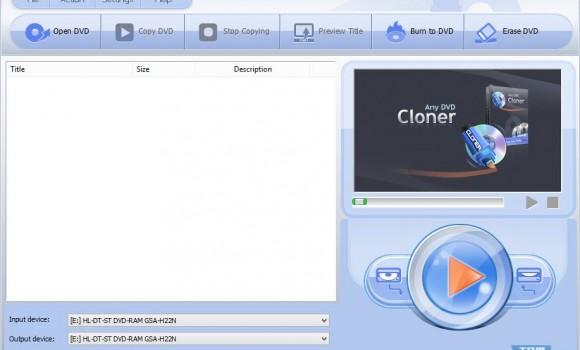 Any DVD Cloner Ekran Görüntüleri - 5