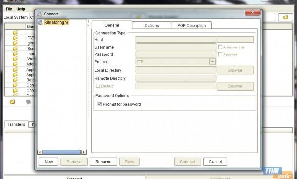 AnyClient Ekran Görüntüleri - 1