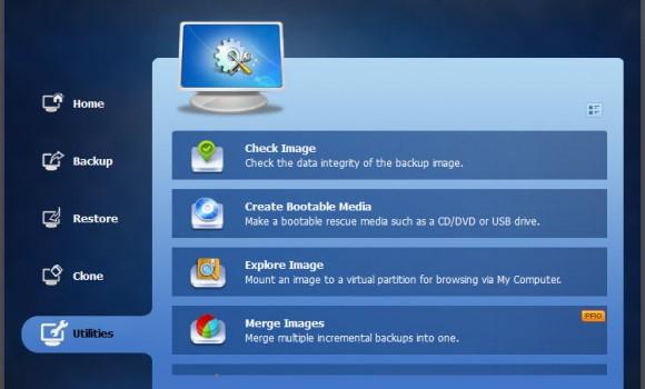 AOMEI Backupper Ekran Görüntüleri - 2