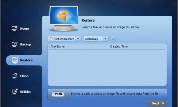 AOMEI Backupper Ekran Görüntüleri - 4