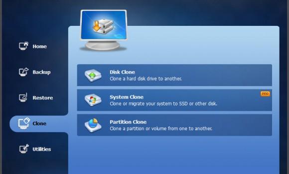 AOMEI Backupper Ekran Görüntüleri - 3