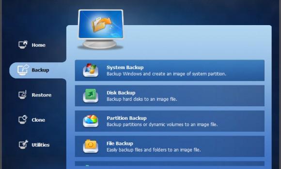 AOMEI Backupper Ekran Görüntüleri - 5