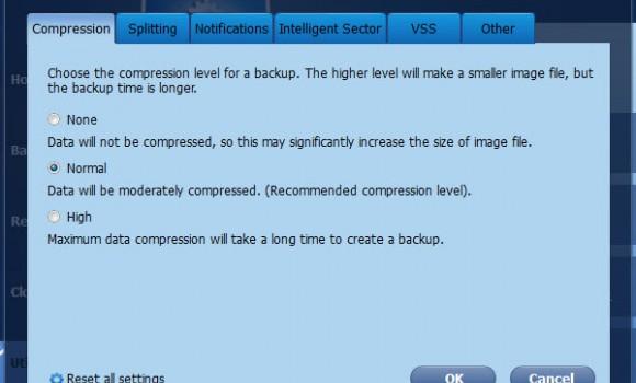 AOMEI Backupper Ekran Görüntüleri - 1