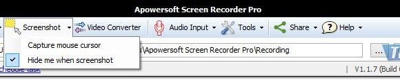 Apowersoft Desktop Screen Recorder Ekran Görüntüleri - 3