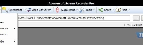 Apowersoft Desktop Screen Recorder Ekran Görüntüleri - 2