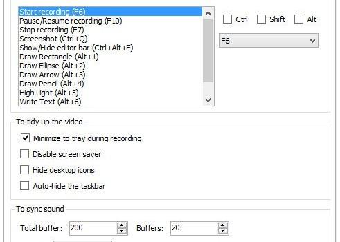 Apowersoft Desktop Screen Recorder Ekran Görüntüleri - 1