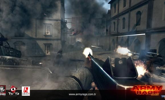 Army Rage Ekran Görüntüleri - 1